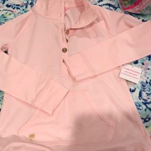 NWT lilly pulitzer captain popover